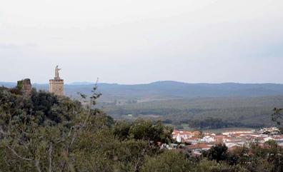 Dos vecinos de Badajoz resultan heridos por arma de caza en La Codosera