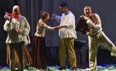 'El coleccionista de paisajes' acerca la música a 2.800 niños en el López de Ayala