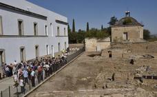 El Ayuntamiento de Badajoz y la Junta rehabilitarán el pabellón de autopsias en la Alcazaba
