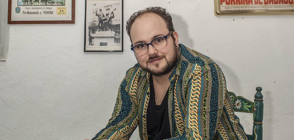 Francisco Escudero 'Perrete' dirigirá la Asociación Arte Flamenco de Badajoz