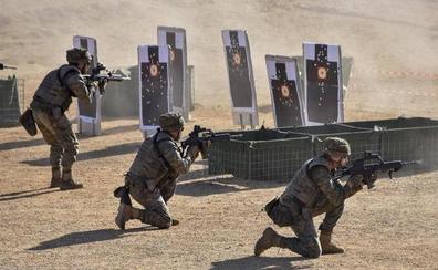 150 militares extremeños comienzan en noviembre su misión en Irak