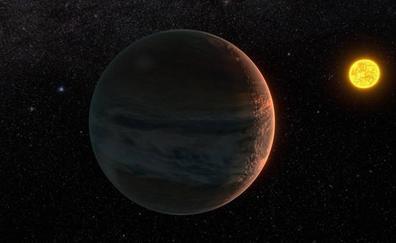Un planeta gigante a 1.060 años luz orbita su estrella en solo 18 horas