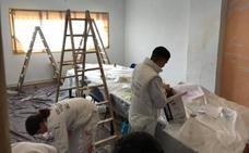 La nueva escuela profesional de Don Benito formará a 45 alumnos-trabajadores