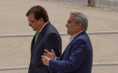 Fragoso pide una zona franca en la Plataforma Logística y la apertura del Centro de Energías Renovables