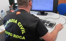 La Guardia Civil investiga a un ganadero de Alconchel por simular el robo de 17 becerros