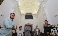 La cofradía del Despojado se hace cargo del oratorio de la Plaza de la Audiencia de Cáceres