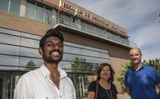 El talento indio que eligió Extremadura