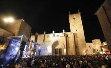 Despedida del Festival de Blues y la Salita del Cómic en Cáceres