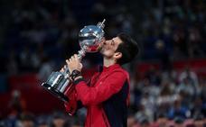 Reaparición triunfal de Djokovic