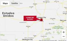 Un hombre mata a cuatro personas y hiere a otras cinco en un bar de Kansas City