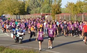 La primera ruta por el alzhéimer reúne a más de 300 personas en Navalmoral