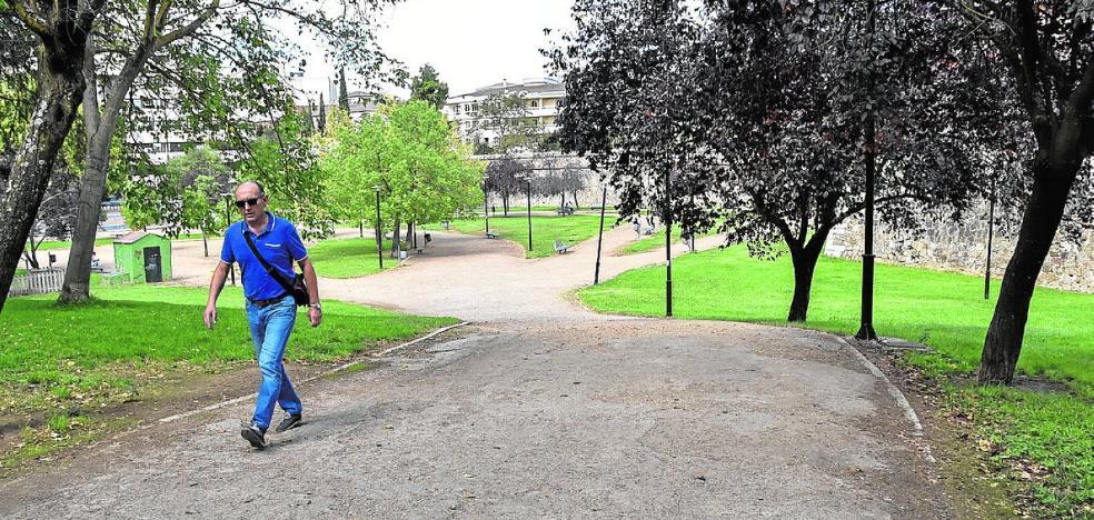 La reforma de Los Cañones en Badajoz está parada porque necesita un estudio arqueológico