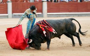 Un pobre espectáculo en Las Ventas