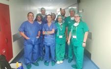 El hospital Universitario de Cáceres aplica nuevas técnicas para extirpar tumores de mama