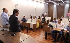 16 jóvenes disfrutarán de una estancia profesional en Europa becados por la Diputación de Badajoz