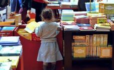 Niños de 3 a 8 años y sus padres participan en Almendralejo un programa de fomento de la lectura