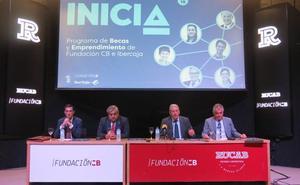 Fundación CB e Ibercaja presentan su Programa de Becas y Emprendimiento