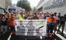 Los servicios mínimos impiden que se note la huelga de los trabajadores de Tenorio