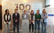 Gallardo repasa los 100 días de gobierno en Villanueva de la Serena