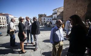 Vox retira de su moción la lista de 175 calles cacereñas para cambiar de nombre