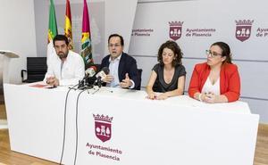 El PSOE placentino reclama que se rescinda el contrato de los pabellones militares