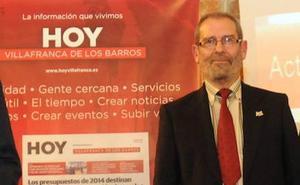 Fallece Antonio Ortiz Barrientos, histórico corresponsal de HOY en Villafranca de los Barros