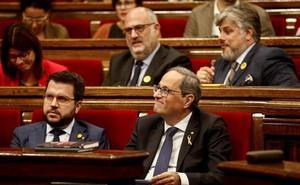Los escenarios que se abren en la política catalana