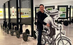 Jimmy Liao, el ilustrador de lo invisible