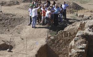 Nuevas visitas a la Huerta de Otero