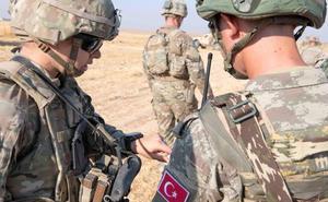 Los kurdos buscan alianzas con Damasco y Rusia en Siria