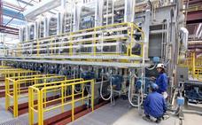 La producción industrial cayó el 1,2 % en agosto en Extremadura