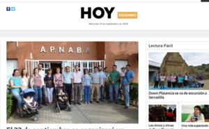 HOY Solidario recoge este miércoles el premio de la ONCE por su compromiso social