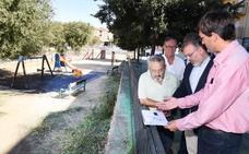 Pizarro: «Está claro que la empresa de los pabellones ha incumplido los plazos»