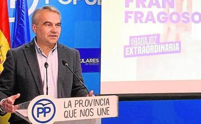 Fragoso es el alcalde extremeño con mayor retribución en 2018, con 72.123 euros
