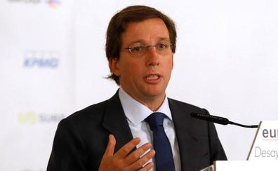 Almeida pide una línea de AVE que una Madrid con Lisboa