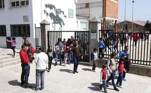 El colegio Alfonso VIII cumple 50 años