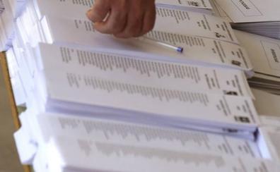Nueve candidaturas concurren a las elecciones del 10N por Cáceres y por Badajoz