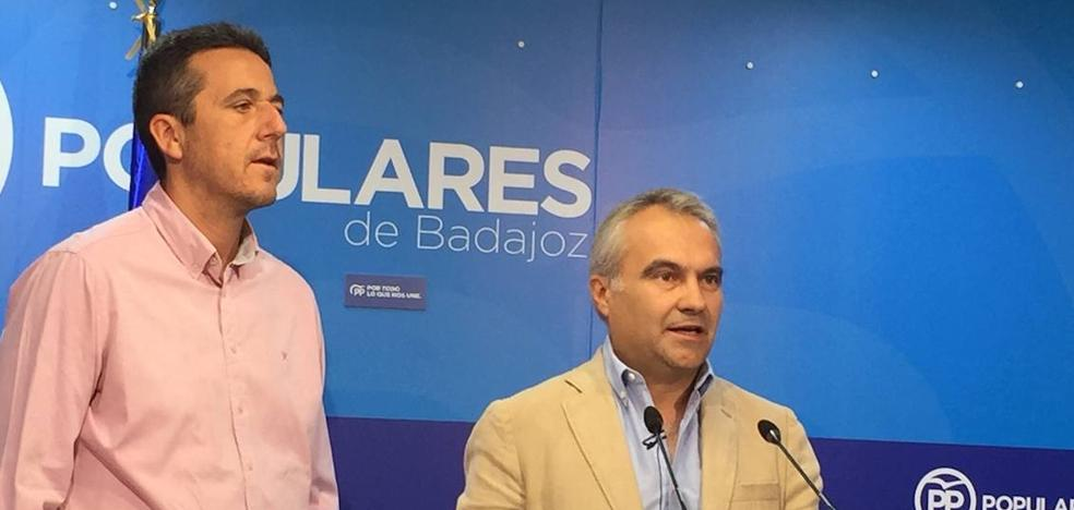 Fragoso dejará su cargo en Diputación si es elegido senador