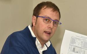 Hernández denuncia la «preocupante paralización» de la rotonda norte