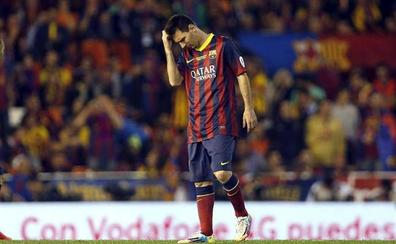 Messi aclara que quiere acabar su carrera en el Barça