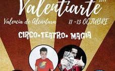 El IX Festival de Circo y Teatro en la Calle 'Valentiarte' se celebrará este fin de semana