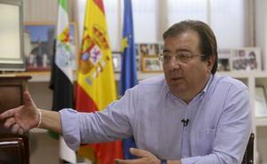 Vara asegura que los hospitales de Cáceres y Don Benito tendrán fondos europeos