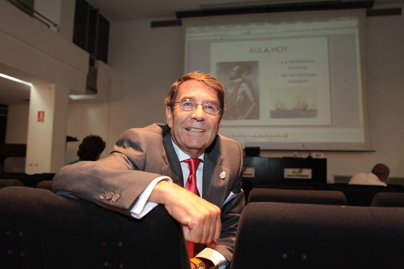 Feliciano Correa presenta este jueves su último libro en Badajoz