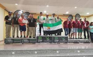 Los equipos extremeños arrasan en los campeonatos de black-bass en Orellana