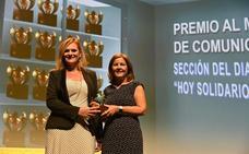 La ONCE rinde homenaje a la sociedad regional premiando su solidaridad
