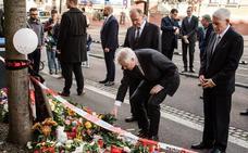 Alemania califica de atentado «antisemita» el ataque en Halle