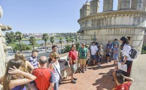 La visita guiada de este sábado partirá de Puerta Palmas