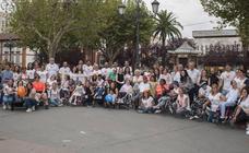 Badajoz celebra el Día Mundial de la Parálisis Cerebral