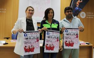 La primera edición de la Carrera de la Mujer se celebrará el 23 de noviembre en Don Benito