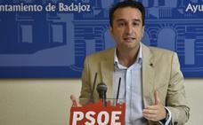 El PSOE de Badajoz asegura que Fragoso no ha cumplido ninguna promesa anunciada